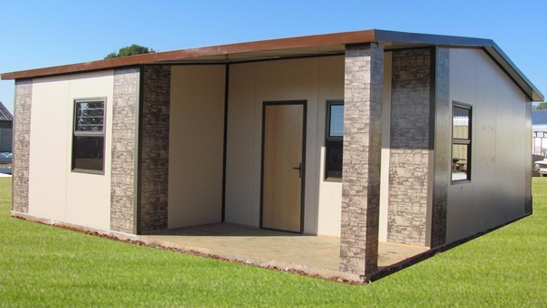 Heya Prefabricated A Frame Iron Sheet House Kit Designs
