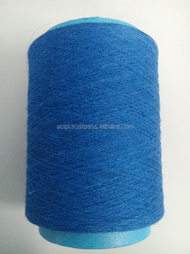 Recycled Color open OE yarn