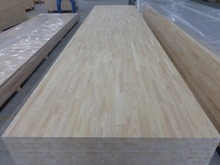 AA, AB, BC Rubber wood Finger Jointed Panels / Boards