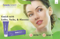 Herbal Anti Acne Gel with aloevera