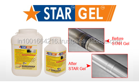 Fast reaction pickling paste for stainless steel