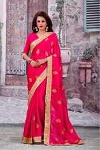 Designer Georgette saree for women