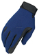 Horse Riding Glove made in leather palm Stretch back for comfortable Riding