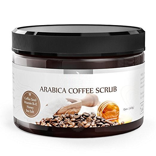 Hoge kwaliteit Natural Coffee Body Exfoliator Scrub of Foot Scrub
