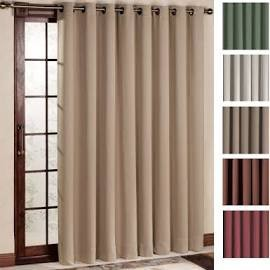 Patio Door Curtain Panel.Ultimate Blackout Patio Door Curtain Panel With Detachable Wand Handle Buy Door Curtains Product On Alibaba Com