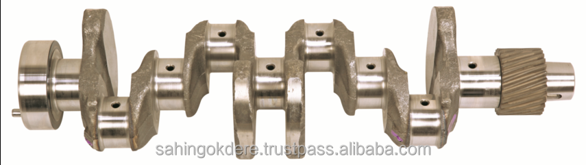 Tk 486 Crankshaft Set 12-749