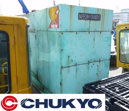 < SOLD OUT>USED GENERATOR NIPPON SHARYO NES150SH -2 JAPAN MODEL FOR SALE
