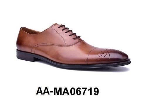 Genuine Men's Shoe Leather AA Dress MA06719 rzqwxprn5U