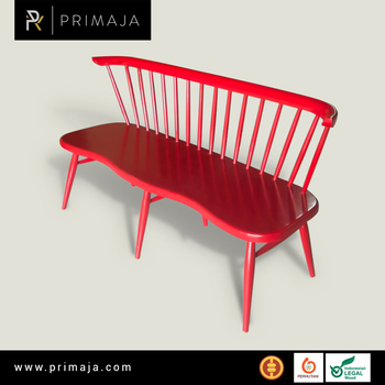 Magnificent Hot Sale Red Chili Windsor Bench For Dining Room Indonesia Furniture Buy Woodworking Bench For Sale Indonesian Bench Wood Furniture Windsor Bralicious Painted Fabric Chair Ideas Braliciousco