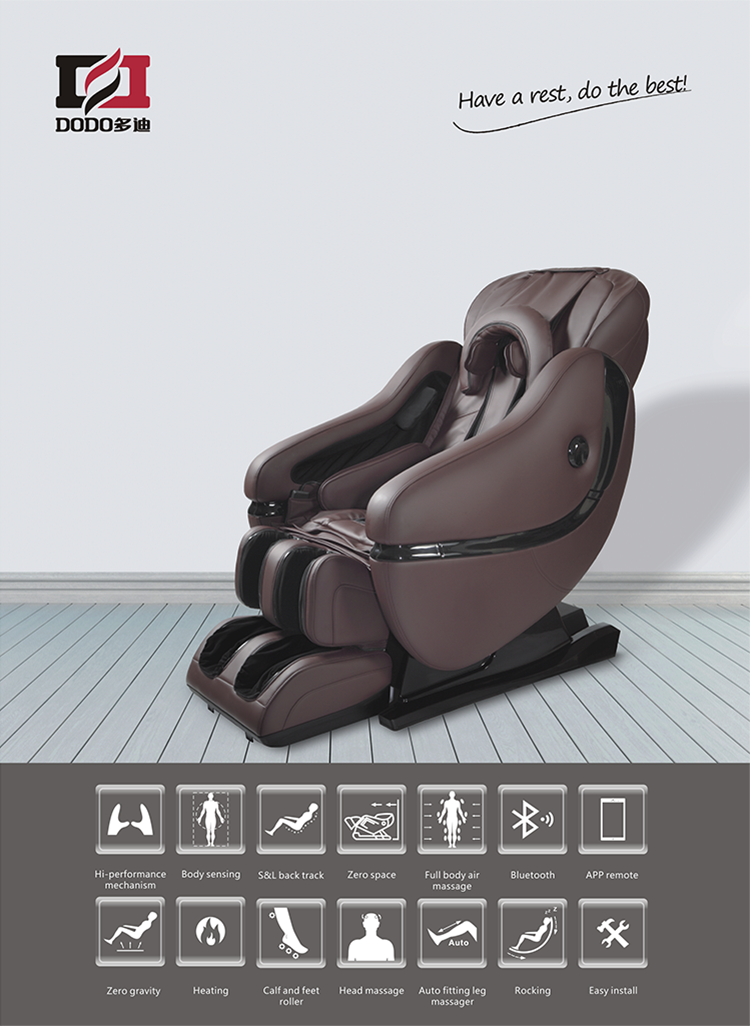 Dotast DLA02 New Deluxe Smart Zero Gravity 3D Massage Chair/Best Massage  Chair