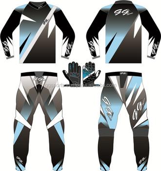 f86abb0b1 Custom Mx Jersey Pants Motocross Dirt Bike Gear Set Motocross Jersey and  Pant Off