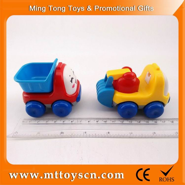 Whole cheap ABS plastic baby mini car toy