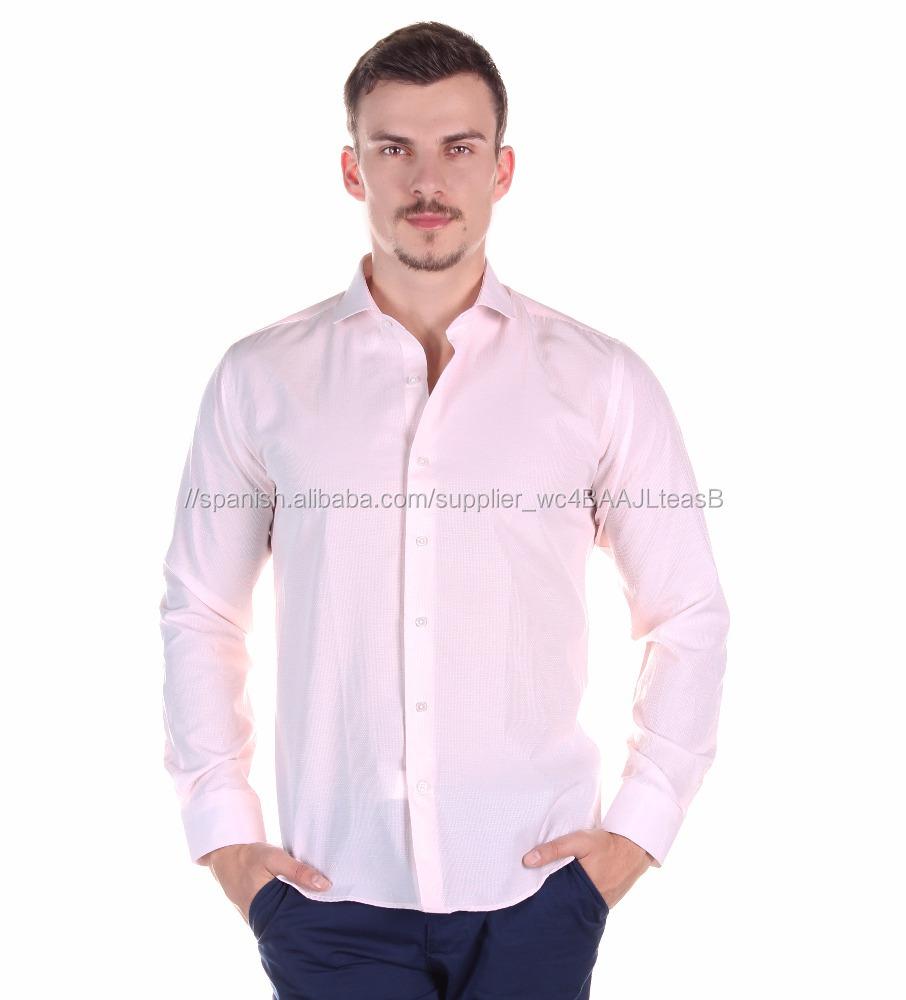 698dfd3523 Italianos de los hombres camisas de vestir de cuello seccionado ...