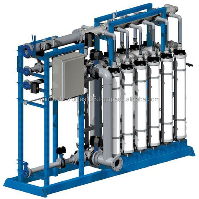 Nano Drinking Water Filter Treatment/Industrial Nano Filtration System /Nano Filtration RO Filtering System