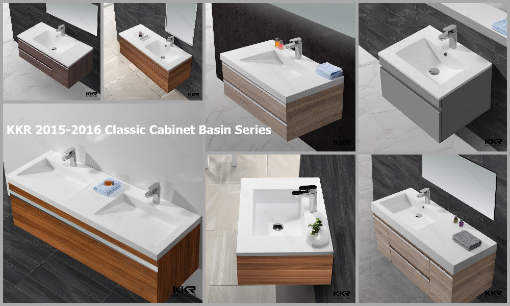 Bathroom Double Wash Basin/ Wash Basin/ Bathroom Sink Part 84