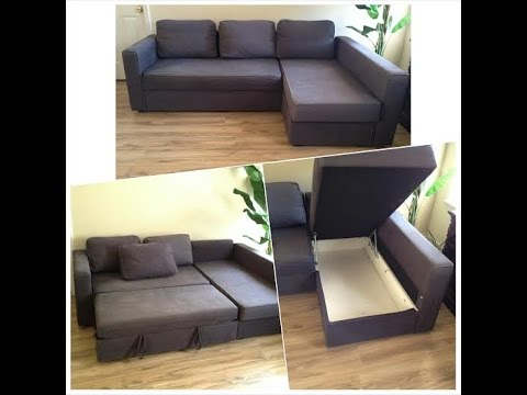 Charming Get Quotations · IKEA FRIHETEN SOFA BED SECTIONAL WITH STORAGE