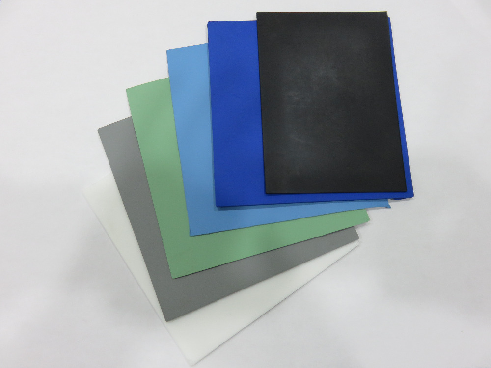 Rubber Slab and Sheet