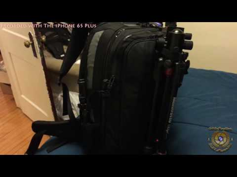 LowePro Vertex 300 AW Camera Backpack Full Review