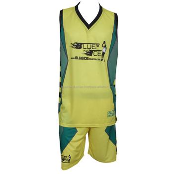 007d38035 Customized Basketball Uniform