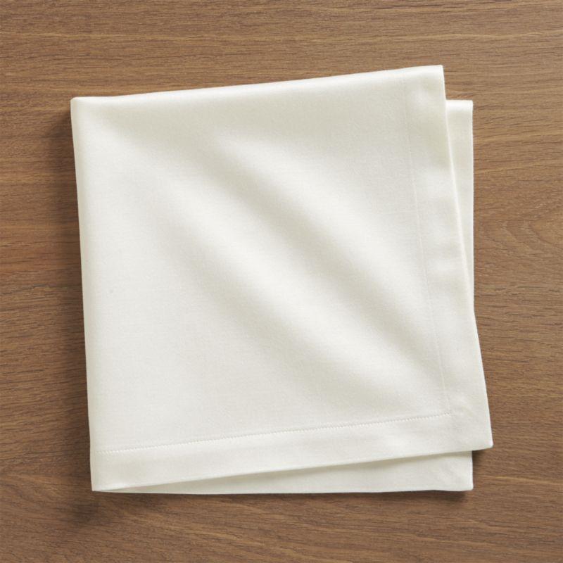 ●● THE BEST | المقهـى² | العـدد 004 | لدي فوبيا من البقاء وحيداً !! - صفحة 5 Table-Napkin-White-100-Cotton-Damask-50cmX50cm