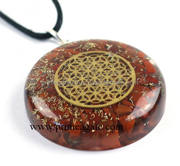 Red jasper disc shaped orgone pendant wholesale orgone pendants red jasper disc shaped orgone pendant wholesale orgone pendants chakra orgonite pendants orgonite new mozeypictures Images