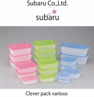 Fashionable tupperware food container for household use , kitchen storege also available