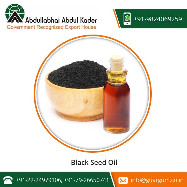 Rich Quality Black Seed Oil from Reliable Seller at Low Price