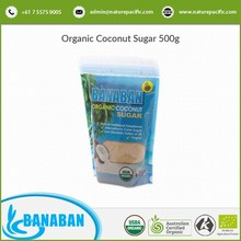 ACO/USDA/EU Certified Organic Coconut Sugar at Reasonable Price