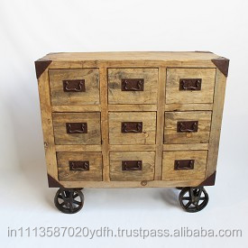 Wooden Storage Cabinets With Wheels, Wooden Storage Cabinets With ...