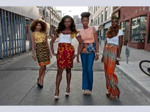 Latest African fashion - Modern Trendy styles ideas of Modern Dresses & Cloths Wear design for women