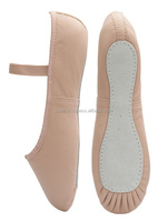 Ballet Shoes , Dance Shoes , Leather Ballet Dance Shoes , Dancing Shoes , Full Split Out sole