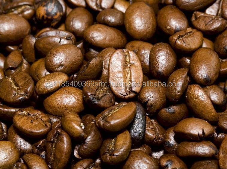 Green Arabica And Robusta Coffee Beans For Sale