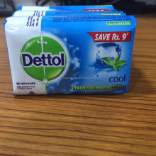 Dettol toilet soap