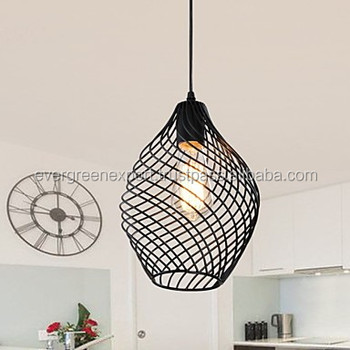 Vintage style industrial wrought iron pendant lights balcony loft vintage style industrial wrought iron pendant lights balcony loft entry bedroom home furnishing chandelier mozeypictures Image collections