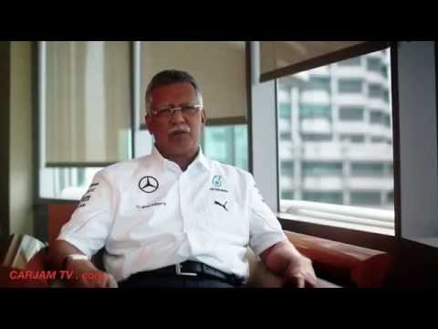 2014 Mercedes F1 AMG Hybrid Petronas - 2015 Hybrid Electric Cars TV HD