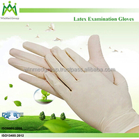 Wholesale Medical Disposable Non Sterile Latex Examination Gloves Manufacturer With High Quality And Cheap Price