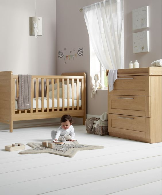 Kd Furniture Baby Cots Designs Wooden