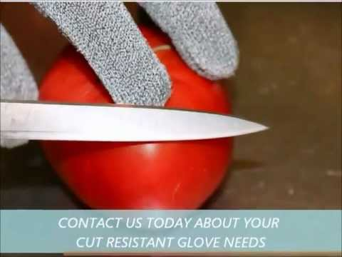 Cut Resistant Gloves by Golden Protective Services