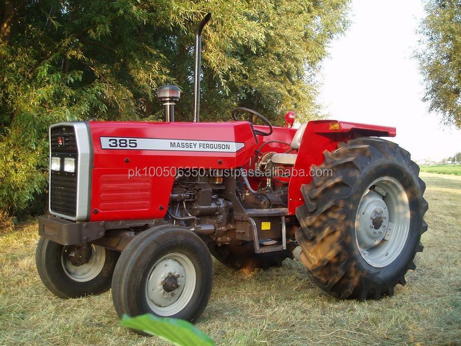 Pakistan Massey Ferguson Tractor Mf 385 2wd