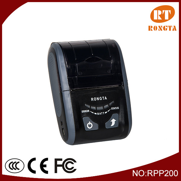 RPP300 3 inch Mobile thermal receipt printer / wifi usb bluetooth / mini portable