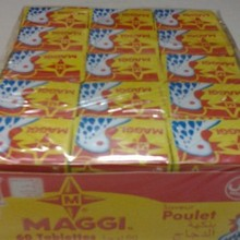 chicken, beef, shrimp, pondu,mutton, onion, tomato, curry, fish, mushroom ,aloe,vegetable,garlic,or mixed flavours maggi cube