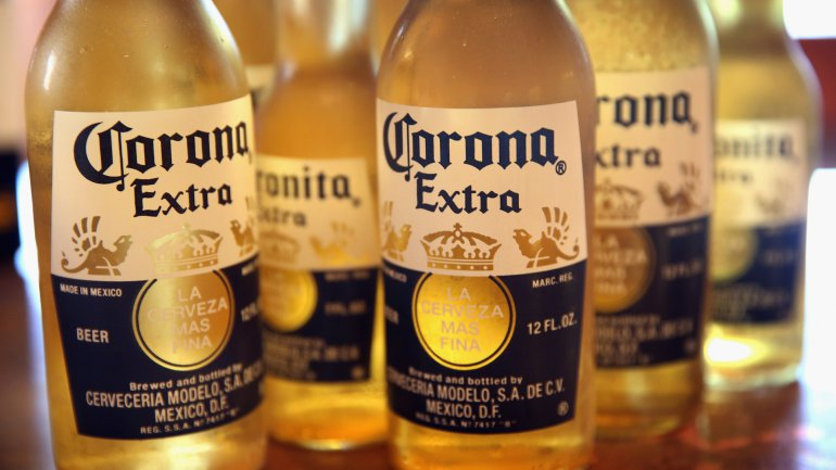 Corona beer from mexico