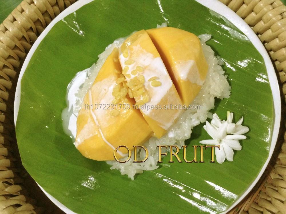 Frozen Thai Dessert Sticky Rice With Mango Buy Organic