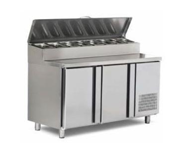 Kühlschrank Outdoor : Pizza vorbereitung tisch bar kommerziellen horizontale kühlschrank