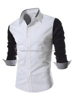 Fashion Style Long Sleeves Polyester Shirt For Men