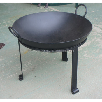 indian fire pit bowl wrought iron fire bowl outdoor fire bowl - Fire Pit Bowl