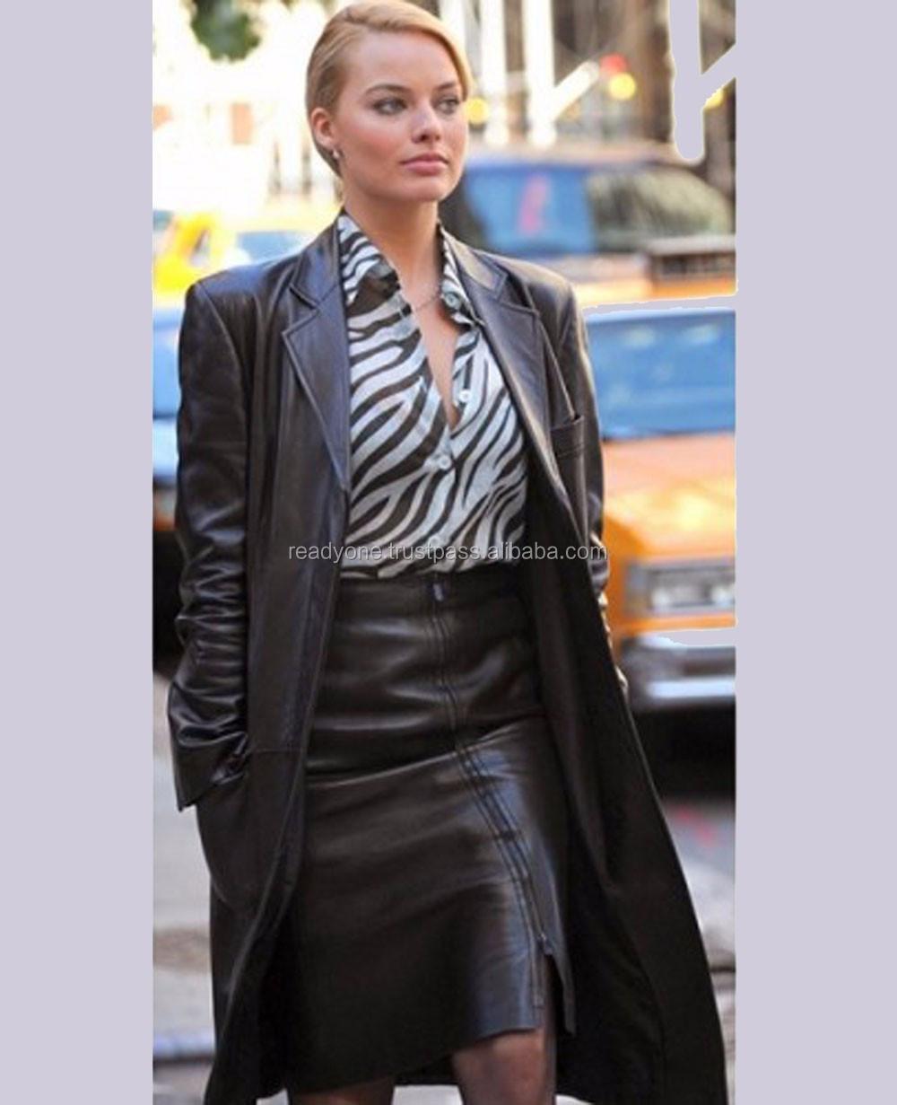 Custom Fashion Cheap Brand Name Women's Long Coat - Buy