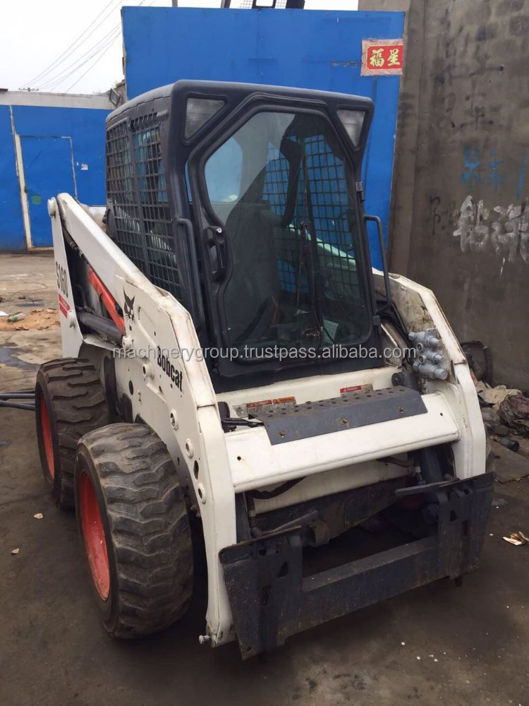 S160 Bobcat Skid Steer Loader,Used Bobcat Skid Steer Loader S160 For Sale