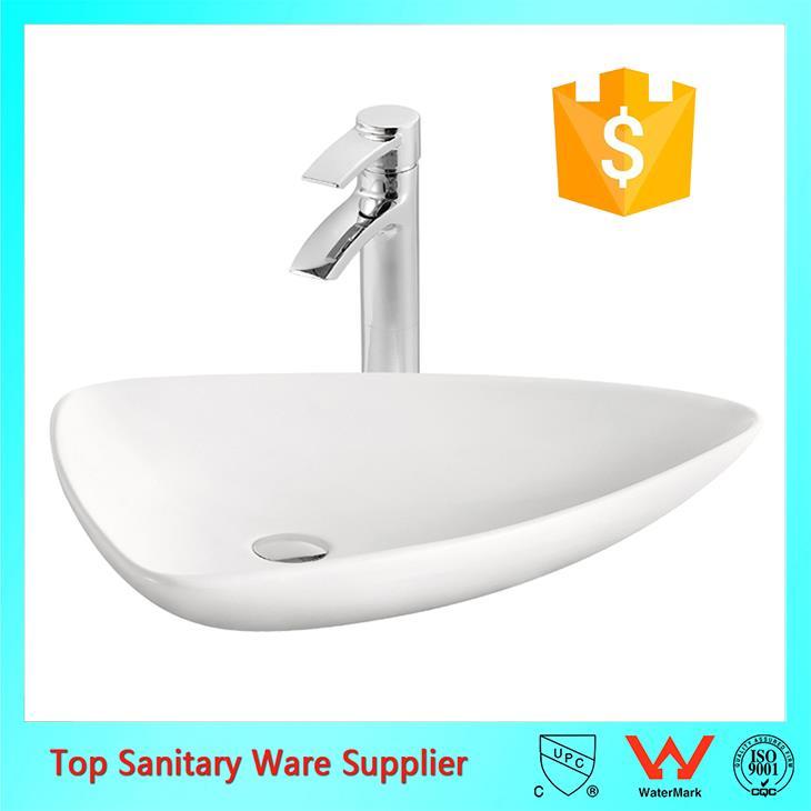 Sanitary Ware China Manufacturer Ceramic Above Counter Art Basin ...
