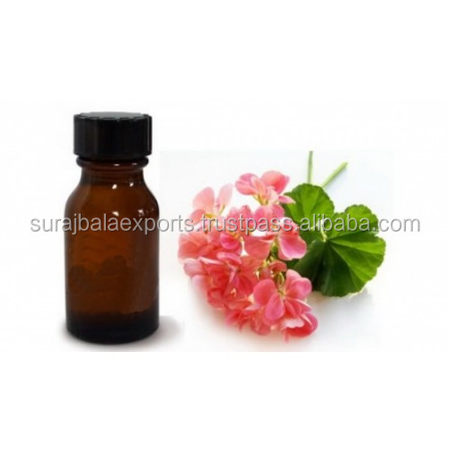 Pure and Natural Geranium Essential OIL